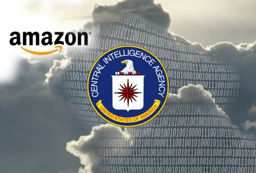 亚马逊 IBM 中情局 云计算