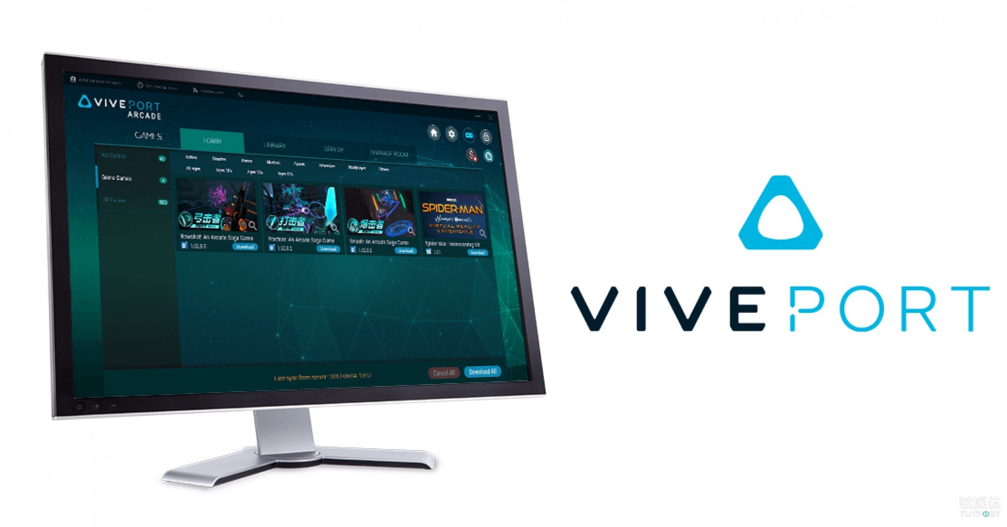 Viveport For PC